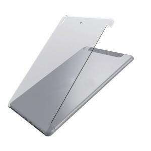 iPad Pro 10.5インチ 2017 ハードケース 軽量 シンプル キズに強い 丈夫 シェルカ...