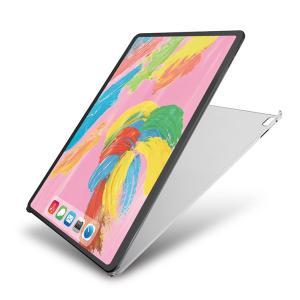 iPad Pro 12.9インチ 2018 ハードケース 軽量 シンプル キズに強い 丈夫 シェルカ...