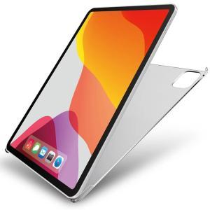 iPad Pro 11 2020/2018年 ハードケース クリア カバー ポリカーボネート製ハード...