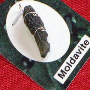 モルダバイト 隕石 ペンダント ネックレス パワーストーン 天然石3|ai-fujinomiya