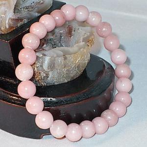ピンク オパール ブレスレット パワーストーン 天然石 誕生...