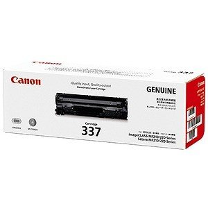 Canon CRG-337【お取り寄せ(メーカー取り寄せ/予約受付中)】※2ヶ月程度 ai-gr