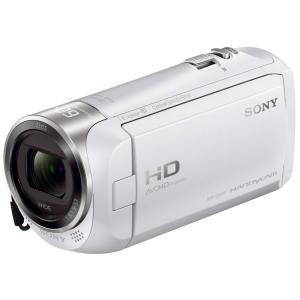 SONY HDR-CX470 (W) [ホワイト]【お取り寄せ(4週間程度での入荷、発送)】