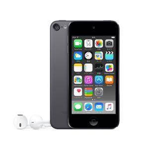 APPLE iPod touch MKWU2J/A [128GB スペースグレイ]【お取り寄せ(2週〜3週間程度での入荷、発送)】|ai-gr