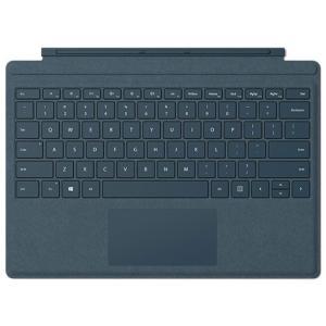 Microsoft Surface Pro Signature タイプ カバー FFP-00039 [コバルトブルー]【お取り寄せ(メーカー取り寄せ/予約受付中)】※2ヶ月程度|ai-gr