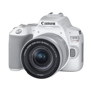 Canon EOS Kiss X10 EF-S18-55 IS STM レンズキット [ホワイト]【...