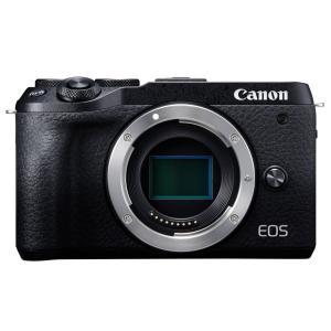 Canon EOS M6 Mark II ボディ [ブラック]【お取り寄せ商品(3週間〜4週間程度で...