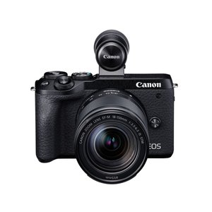 Canon EOS M6 Mark II EF-M18-150 IS STM レンズEVFキット [...