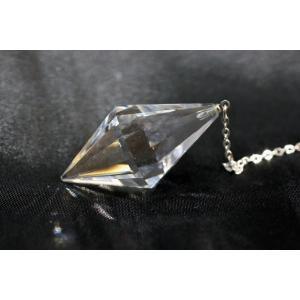 水晶ひし形ペンデュラム1|ai-inori