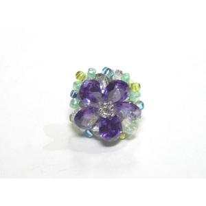ピンブローチ 水晶3|ai-inori