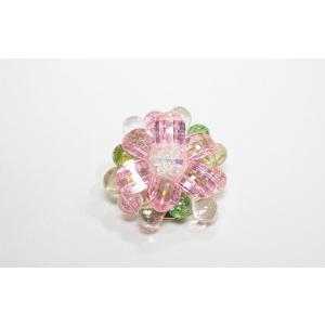 ブローチ 水晶8|ai-inori