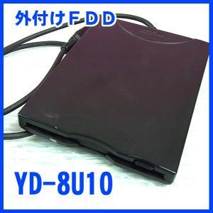 FDD 外付 フロッピーディスクドライブ  YD-8U10   USB接続|ai-mark