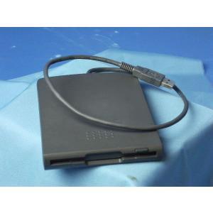 FDD 外付 フロッピーディスクドライブ BUFFALO FD-USB USB接続