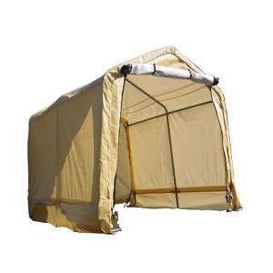 サイクルテント 182cm 自転車テント ガレージテント 大型テント 仮設倉庫 ###テント103-0606###|ai-mshop