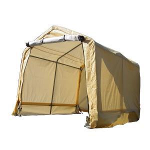 サイクルテント 246cm 自転車テント ガレージテント 大型テント 仮設倉庫 ###テント103-0808###|ai-mshop