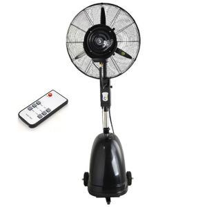 冷風扇 超特大 冷風機 業務用 ミストファン 大型 ミスト 扇風機 リモコン付き 送風機 容量41L 熱中症対策 粉塵対策 ###扇風機26MC02-RC◇###|ai-mshop