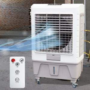 大型冷風扇 業務用冷風扇 冷風扇風機 冷風機 冷風器 扇風機 スポットクーラー 熱中症対策 工場 倉庫 サービスエリア SA イベント ###冷風機8000R-###の画像