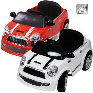 電動乗用カー ミニクーパーtype 乗用玩具 プロポ付き ペダル操作可 ラジコン スポーツカー 乗用玩具 ###乗用カーCR1405###|ai-mshop