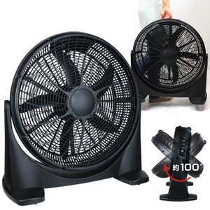 羽根径45cm 大型ファン 扇風機 送風機 大型 BOX扇 サーキュレーター 循環用 工業扇 熱中症対策 ###扇風機CRBF-20B###|ai-mshop