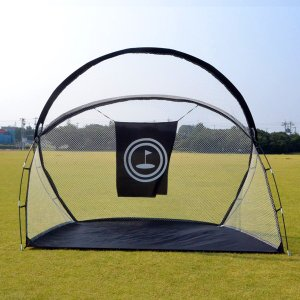 ゴルフ ゴルフネット 幅310×高さ260cm ゴルフ練習 ...