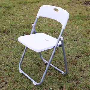 6脚セット アウトドアチェア 折りたたみ パイプ椅子 パイプ...