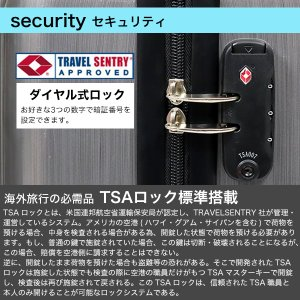 スーツケース 鏡面加工 機内持ち込み可 コイン...の詳細画像2