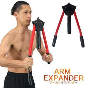 アームバー エキスパンダー 筋トレ 筋肉 トレーニング 二の腕 背筋 胸筋 上腕筋 上腕二頭筋 ###アームバーSBLQ### ai-mshop