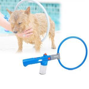 ペットシャワー ペットウォッシャー ペット風呂 噴霧器シャワー 犬猫入浴 全身 簡単シャンプー 360度シャワーヘッド ###シャワーヘッドXZQ-L###|ai-mshop