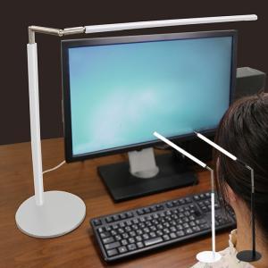 デスクライト LED デスクスタンド 卓上ライト 学習机 学習用 目に優しい おしゃれ 調光 電気スタンド ライト 照明 在宅 テレワーク ###ライトLS71-###|一撃SHOP
