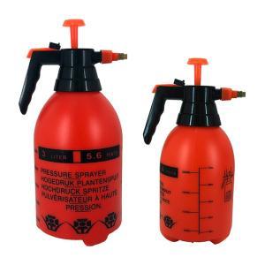 高圧洗浄機 加圧式ポンプ スプレー 2L 3L 噴霧器 手動 ポンプ 電源不要 ホース不要 霧吹き ...