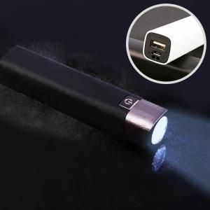 懐中電灯 LEDライト 小型 強力 コンパクト ハンディライト USB充電式 超強力 高輝度 照射距...