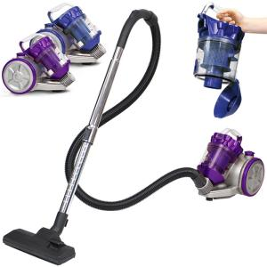 掃除機 サイクロン掃除機 サイクロンクリーナー キャニスタータイプ パワフル吸引 軽量 紙パック不要 吸引力抜群 ###掃除機MD-1602###|ai-mshop