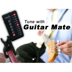 使い易さ抜群!ギターチューナー♪便利なヘッド取付式 ###チューナーWST550G###|ai-mshop