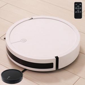 ロボット掃除機 ロボットクリーナー 自動充電 センサー感知 リモコン付 お掃除ロボット モード付 段...