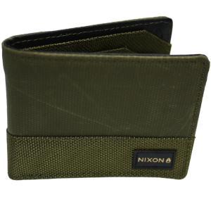 ニクソン 財布 二つ折り サイフ NIXON 9162 Origami Arc Bi-Fold Co...