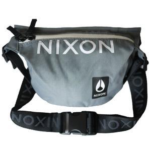 ニクソン ボディバッグ ウエストポーチ メンズ ヒップバック 小物入れ  NIXON 9163 Tr...