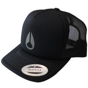 ニクソン キャップ スナップバック ロゴ アイコン 帽子 NIXON 9166 Low Trucke...