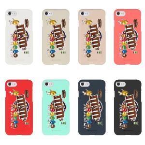 iPhoneケース ソフトタイプのマット素材 スマホケース チョコデザイン m&m's iPhone12 iPhone11 iPhoneXs シリーズ対応 ケース カバー|ai-phonecase