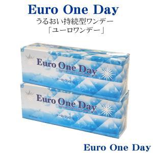 コンタクトレンズ ワンデー 1day ユーロワンデー 2箱セット 6箱以上で送料無料コンタクトレンズ ワンデー 1day  (1箱30枚入) 通販 コンタクトレンズ