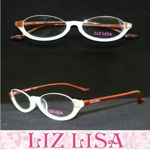 リズリサ メガネセットLIZ LISA-06(フレーム+レンズ+ケース+クロス)|aiaimarket