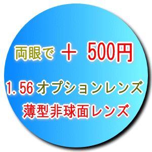 薄型非球面レンズ(1.56非球面)|aiaimarket