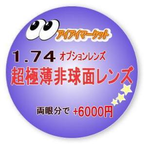 極薄型非球面レンズ(1.74非球面)|aiaimarket