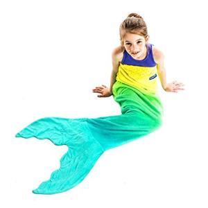 [ブランキーテール]Blankie Tails The Original Mermaid Tail Blanket BT000 [並行輸入品]|aiba