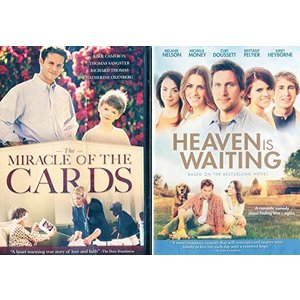 Heaven Is Waithing & the Miracle of Cards (2 Dvd's) aiba