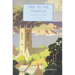 Fire in the Thatch (A Devon Mystery: British Library Crime Classics)|aiba