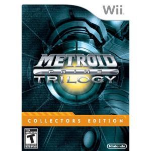 Metroid Prime Trilogy並行輸入 aiba