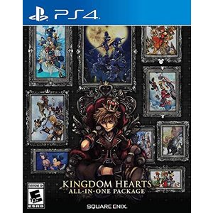 Kingdom Hearts All-In-One Package(輸入版:北米)- PS4 aiba