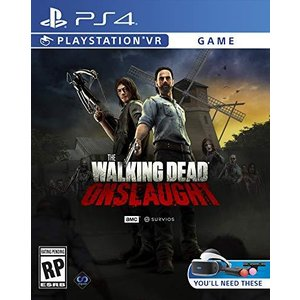 The Walking Dead Onslaught (輸入版:北米) - PS4 aiba