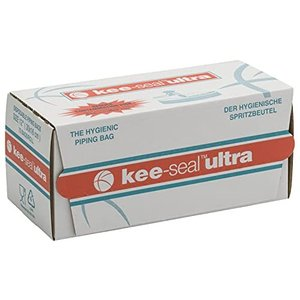DecoPac Kee-Seal Ultra Disposable Pastry Bags, 12-Inch, Clear並行輸入品|aiba