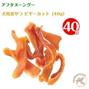 アフタヌーングー 犬用おやつ・ピギーカット(40g) 【配送区分:P】|aiboshi